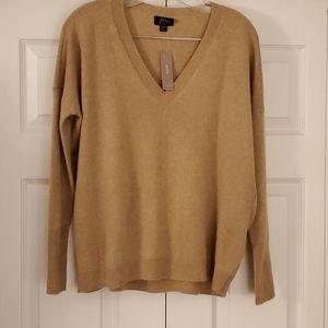 Cashmere J Crew Sweater